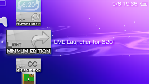 LME-2.0 Launcher for 620