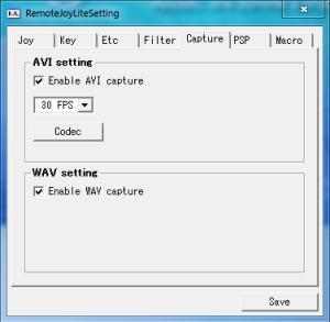 Capture - RemoteJoyLite