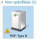 PSP Type B - PC - RemoteJoyLite