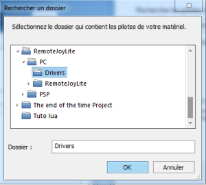 Selection dossier Drivers