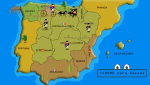 Revivez la Guerre d'indépendance espagnole avec votre ami