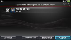 Je vous conseille de télécharger World of Pool, c'est un bon jeu hein
