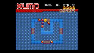 Screenshot de Xump sur PSP