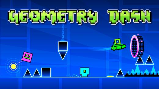 Geometry Dash, un jeu réalisé à partir de Cocos 2d