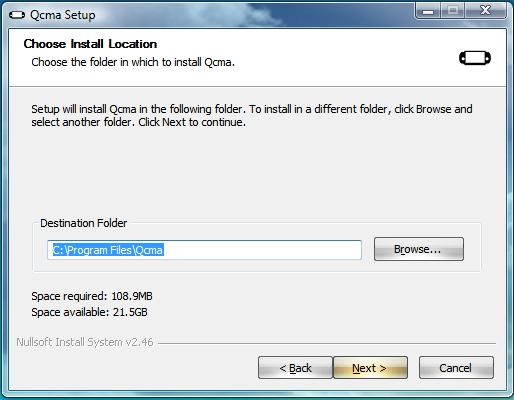 Installation-QCMA-Windows-Etape-4
