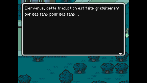 Screenshot EarthBound francais