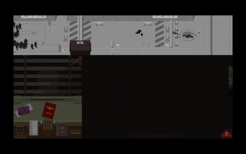 Papers, please - Attentat