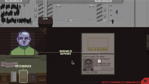 Papers, please - Pas d'entourloupe !