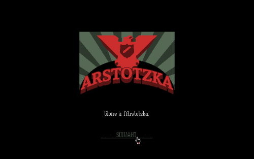 Papers, please - bienvenue en Arstozka