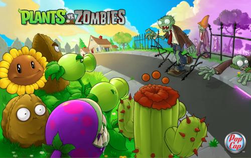 Qui ne connaît pas Plants vs Zombies?