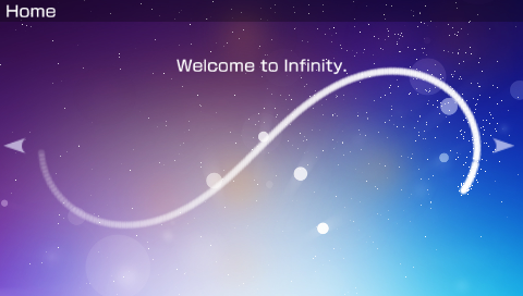 Bienvenue dans Infinity