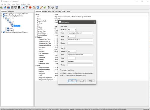 Notez que si le système de votre console est en français, vous aurez /documents/fr/ps4/*.*
