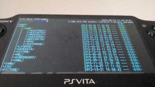 PSP-Filer-game